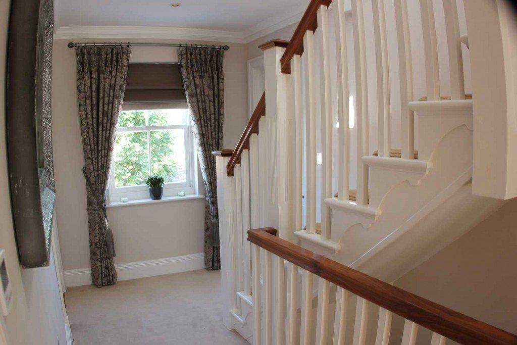 Chapel House stairway