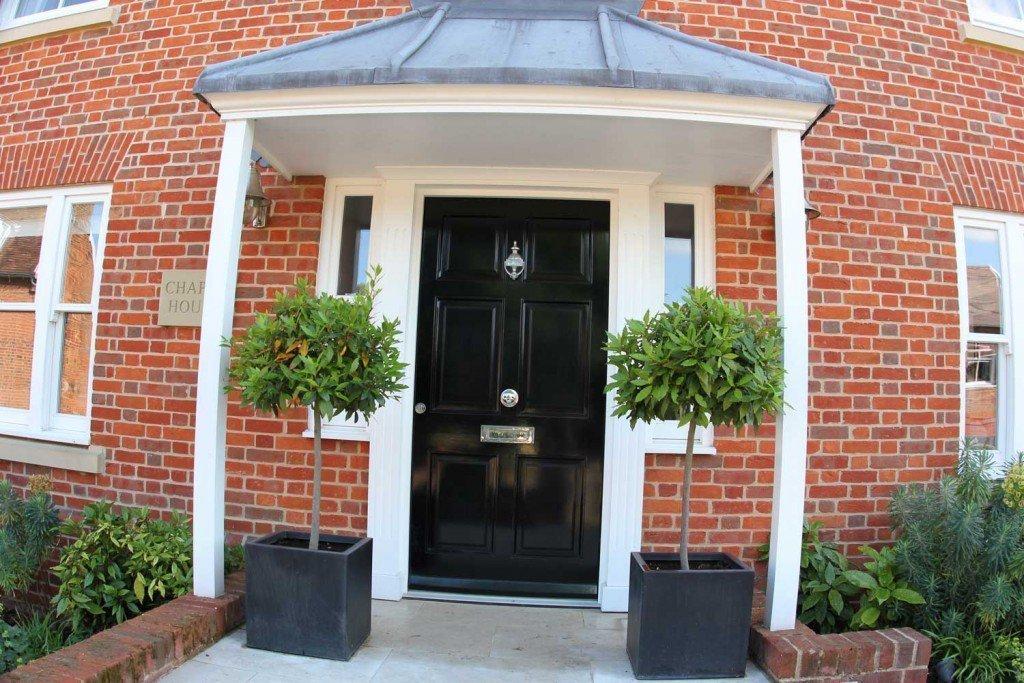 Chapel House front door