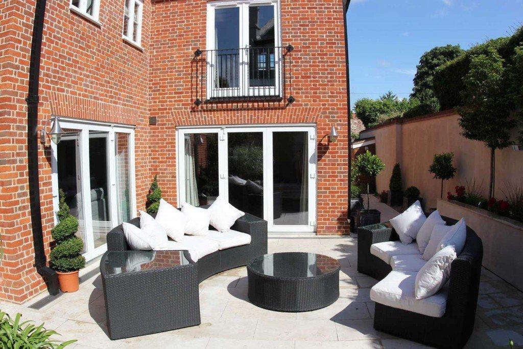 Chapel House stylish patio furniture