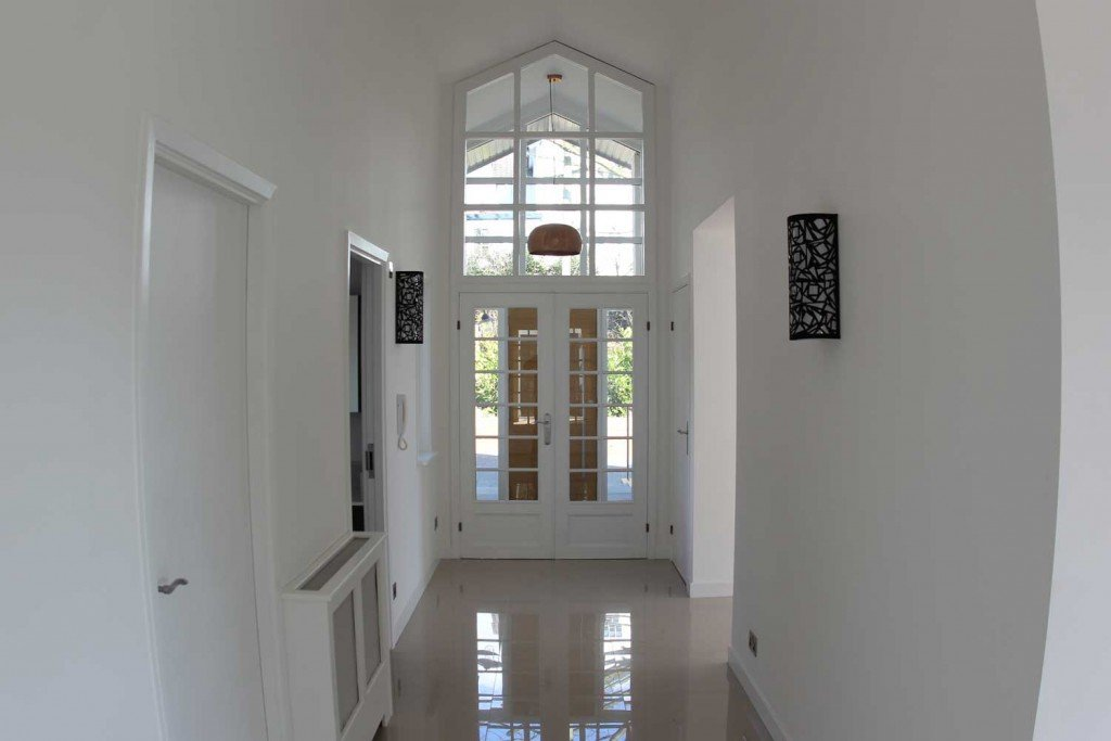 Vale House hallway