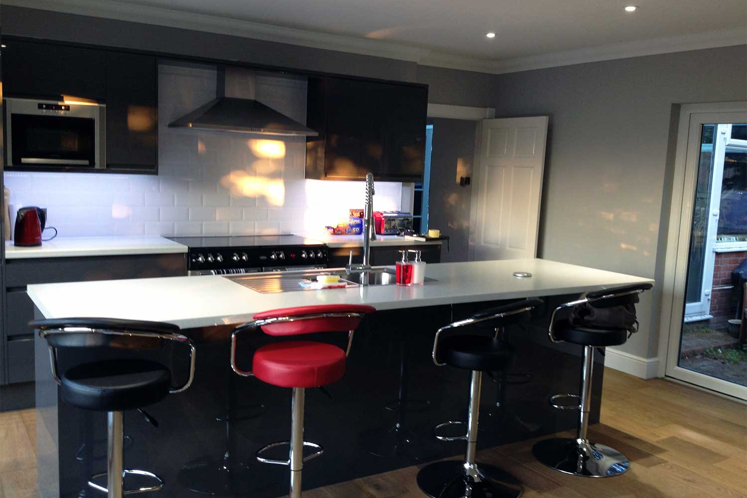 Clarence House new kitchen
