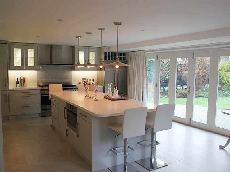 Aldeburgh house new kitchen