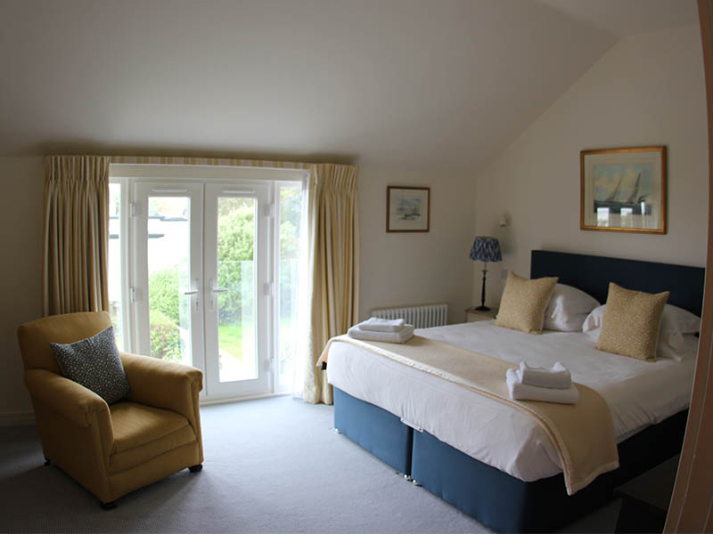 Thorpeness house bedroom