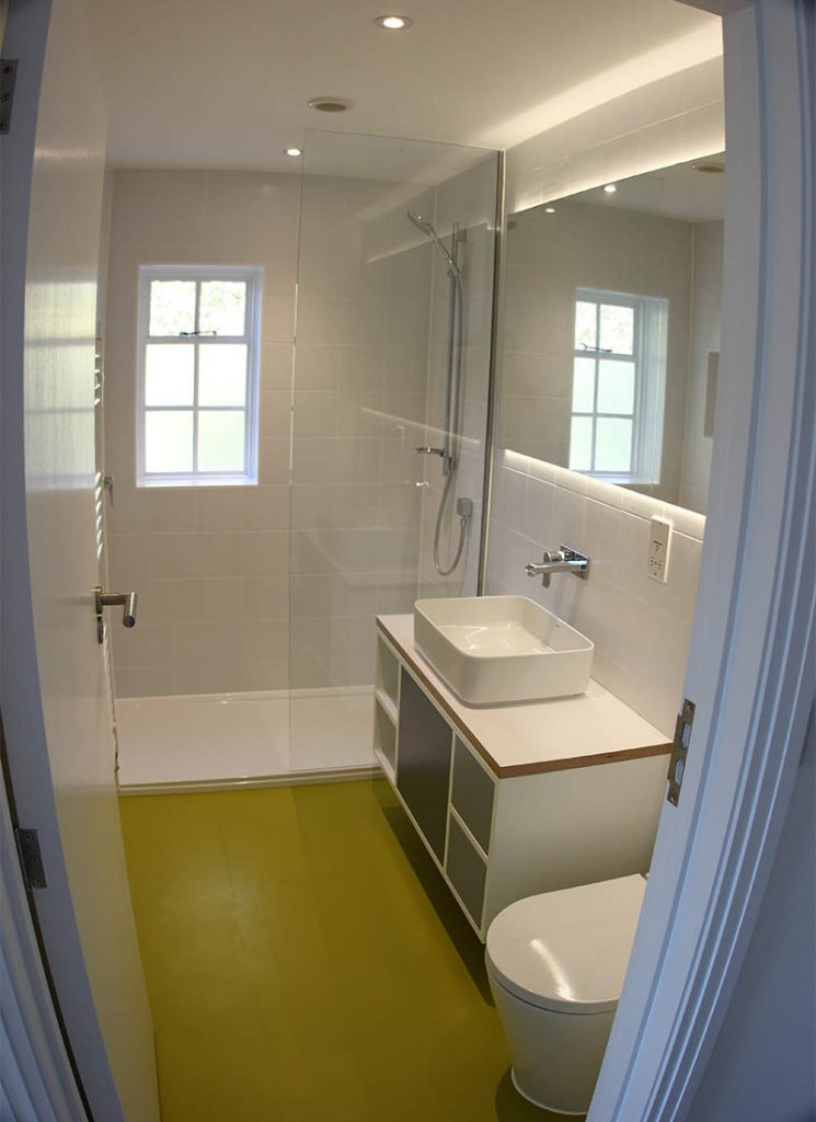 Aldeburgh house ensuite renovation