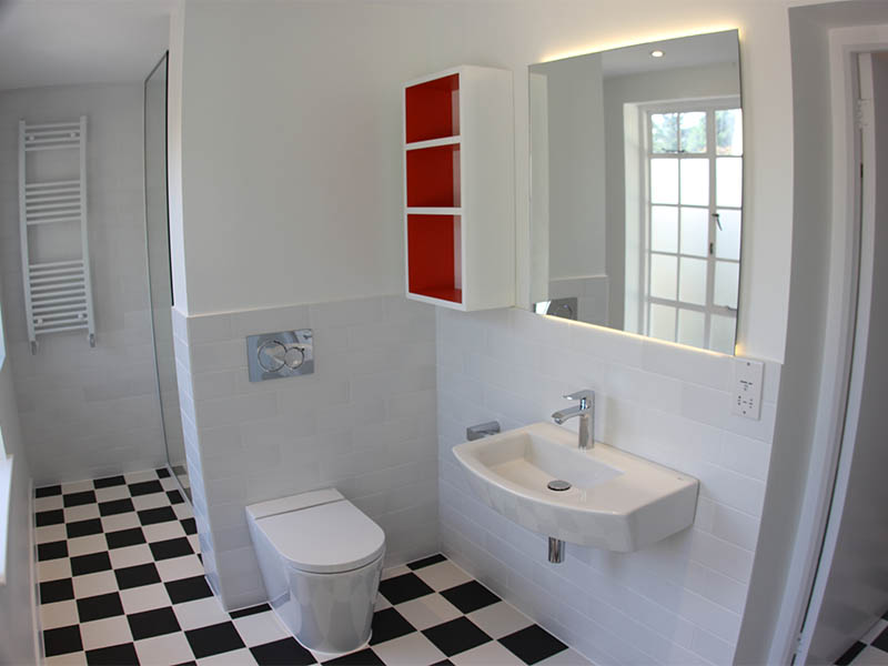 Aldeburgh house bathroom renovation