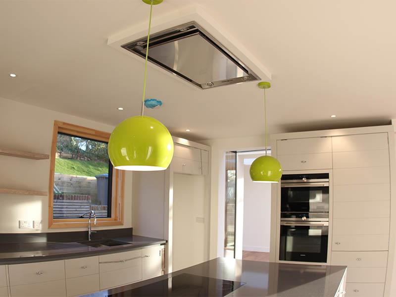 Woodbridge bespoke new build kitchen