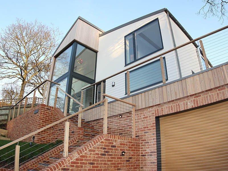 Woodbridge bespoke new build