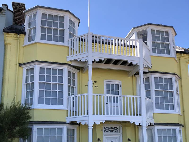 Strafford House